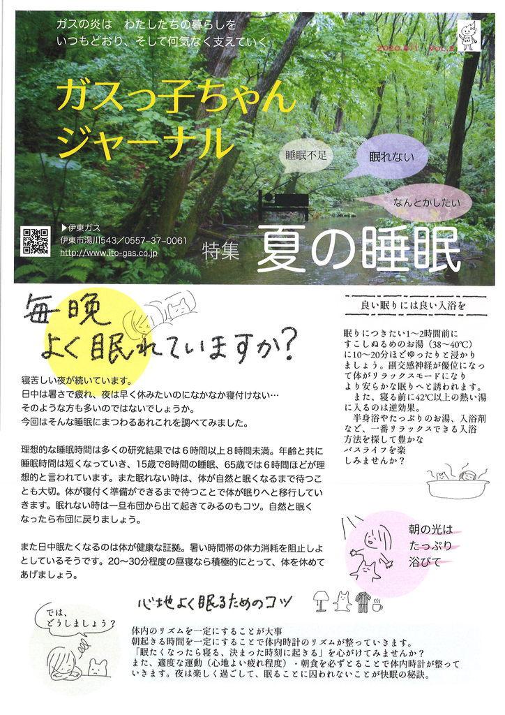 ガスっ子ちゃんジャーナル#2