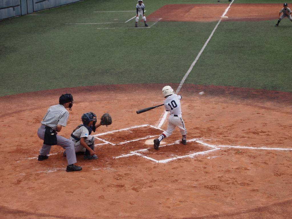 第16回 伊東ガス杯 学童野球大会